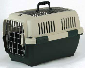 Marchioro Aran2 Cat Carrier Green/Beige Medium