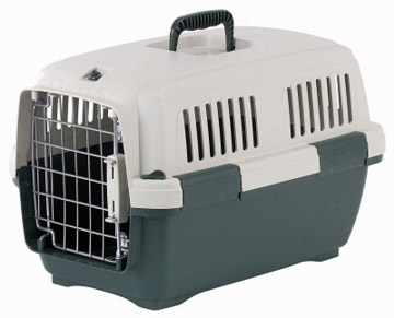 Marchioro Cayman1 Pet Carrier Green/Beige Small