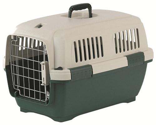 Marchioro Cayman2 Pet Carrier Green/Beige Medium