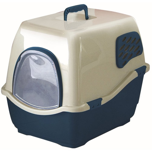 Marchioro Bill1S Eco Enclosed Cat Pan Large
