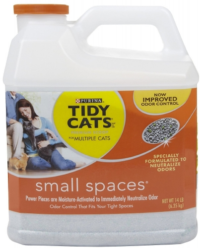 TIDY CAT SMALL SPACE SCOOP