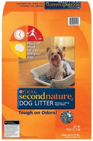 SECOND NATURE DOG LITTER