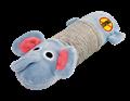 Big Squeak Elephant Stuffing Free Dog Toy
