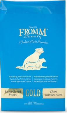 Fromm Gold Lg Brd Puppy