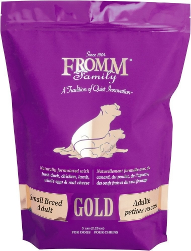 Fromm Gold Small Breed Adult 4/5#