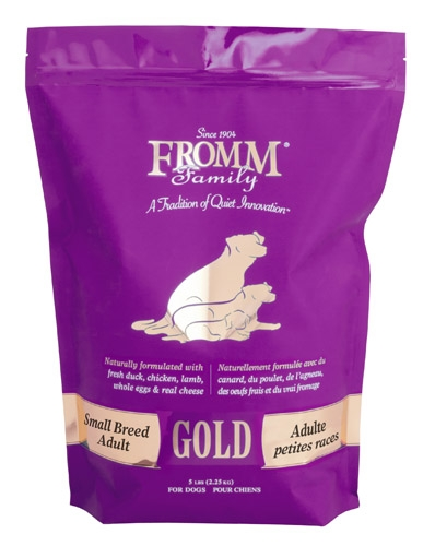 Fromm Gold Small Breed Adult 15#