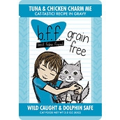 BFF Tuna & Chicken Charm Me 3oz Pouch