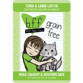 BFF Tuna & Lamb Luv Yas 3oz Pouch