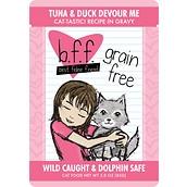 BFF Tuna & Duck Devour Me 3oz Pouch