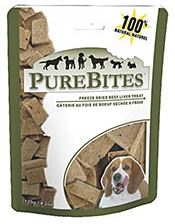 Pure Bite Beef/Liver Freeze Dried