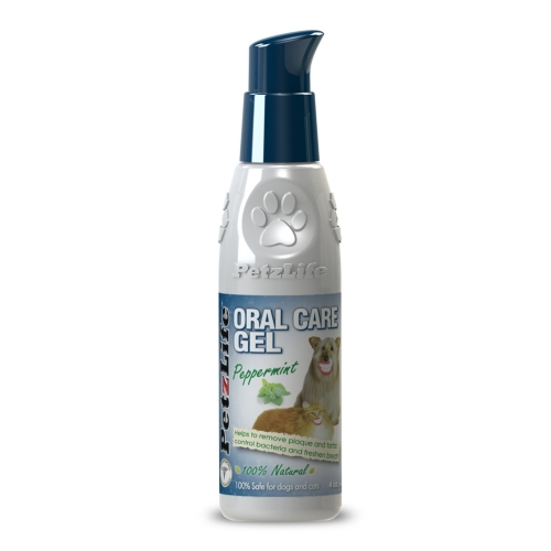 PetzLife Oral Gel Pepmt 12Oz