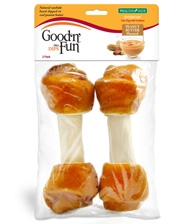 "Salix Good n Fit 4"" Peanut butter Basted Knot 5Pk"