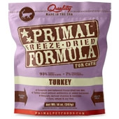 Feline Turkey Freeze Dried Formula
