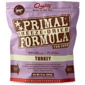 Feline Turkey Freeze Dried Formula