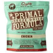 Primal Freeze-Dried Canine Chicken Formula 5.5oz