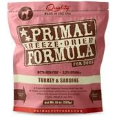Canine Turkey Freeze Dried Formula 5.5OZ