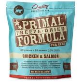 Feline Chicken - Salmon Freeze Dried Formula 5.5OZ