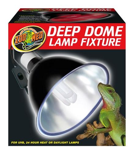 Zoo Repti Deep Dome Lamp
