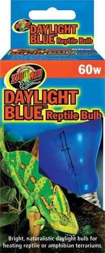 Zoo Daylight Blu Reptile 60W