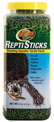 Zoo Reptistck Aqua Turtle Fd 9Z