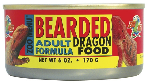 Bearded Dragon Food - 6 oz.