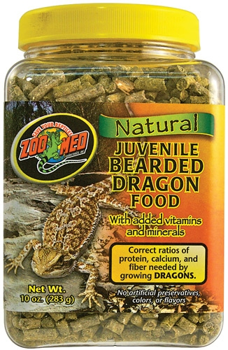 Zoo Beard Dragon Juvenile Pelt 10 Oz