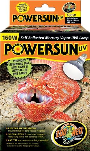 Zoo Med Powersun UV-160W