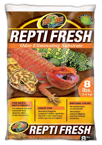 Zoo Med Reptifresh Odor Eliminating Substrate 8#