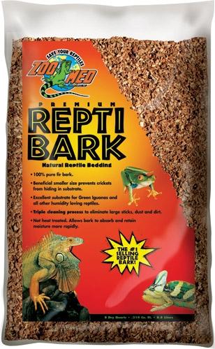 Zoo Repti Bark 8Qt