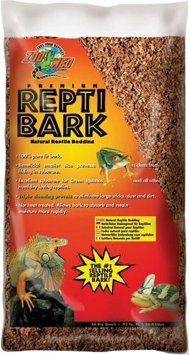 Zoo Repti Bark Bulk 24Qt