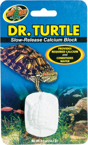 Zoo Med Dr Turtle Slow-Release Calcium Block