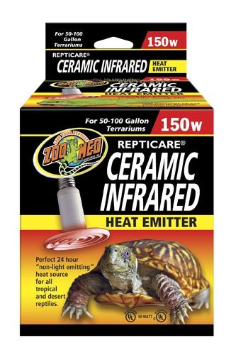 Zoo Ceram Heat Emit 50-100 150W