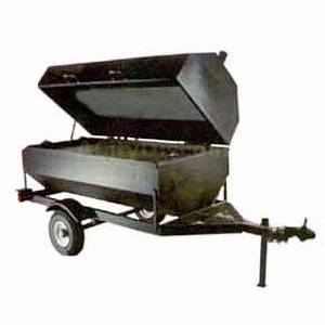 Grill, Charcoal Towable