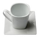 WHITE SQUARE CUP