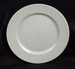 Plate, Dinner White 10