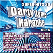 Karaoke CD, Super Hits 20