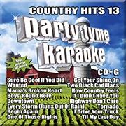Karaoke CD, Country Hits 13