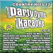 Karaoke CD, Country Hits 12