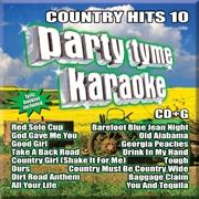 Karaoke CD, Country Hits 10
