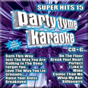 Karaoke CD, Super Hits 15