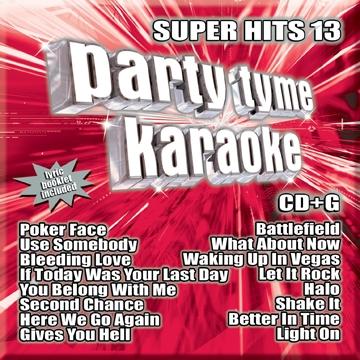 Karaoke CD, Super Hits 13