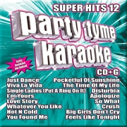 Karoke CD, Super Hits 12