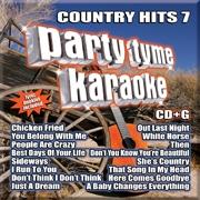 Karaoke CD, Country Hits 7