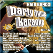 Karaoke CD, Hair Bands