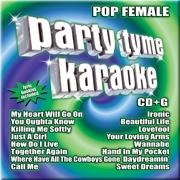 Karaoke CD, Pop Female (#2)