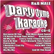 Karaoke CD, R&B Male