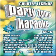 Karaoke CD, Country Legends 1
