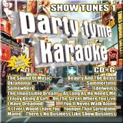Karaoke CD, Show Tunes 1