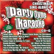 Karaoke CD, Christmas Sing-Along 4