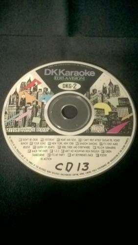 Karaoke CD, DKG-2